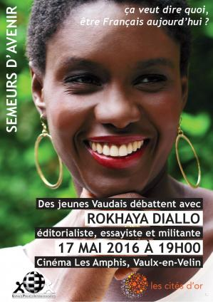 2016 05 17 flyer rokhaya diallo