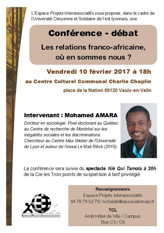 2017 02 10 flyer conference mohamed amara recto